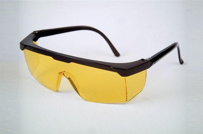 Óculos de Segurança Kalipso Jaguar Amarelo