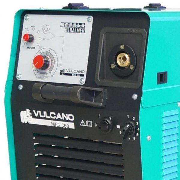 Maquina De Solda Balmer Mig 360