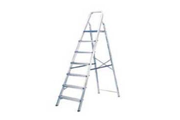 Escada de Alumínio Standard 07 Degraus