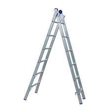 Escada De Alumínio Extensiva 2 x 06 Degraus 3,30
