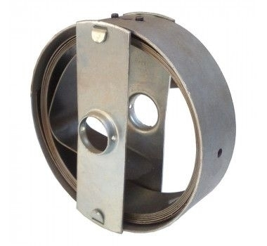 Caixa De Mola 5.0mm Furo 1 Polida 45mm
