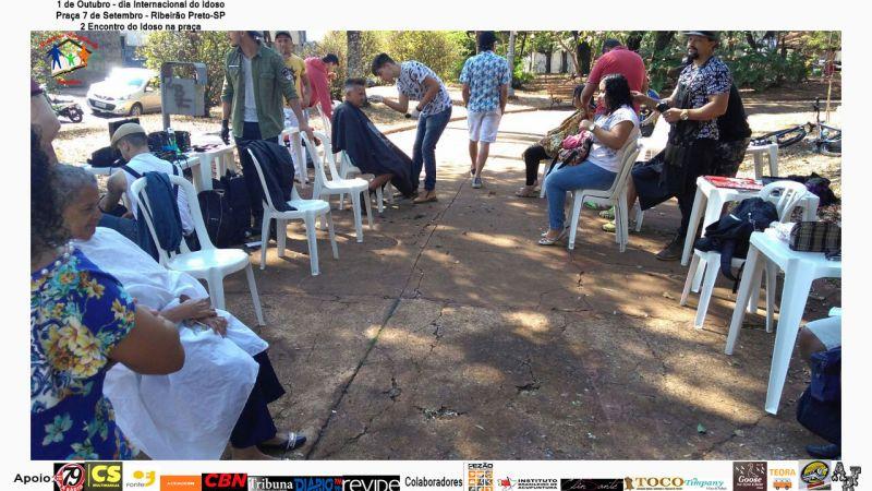 2 Encontro do Idoso na Praça - 01/10/2017 - Praça 7 de Setembro