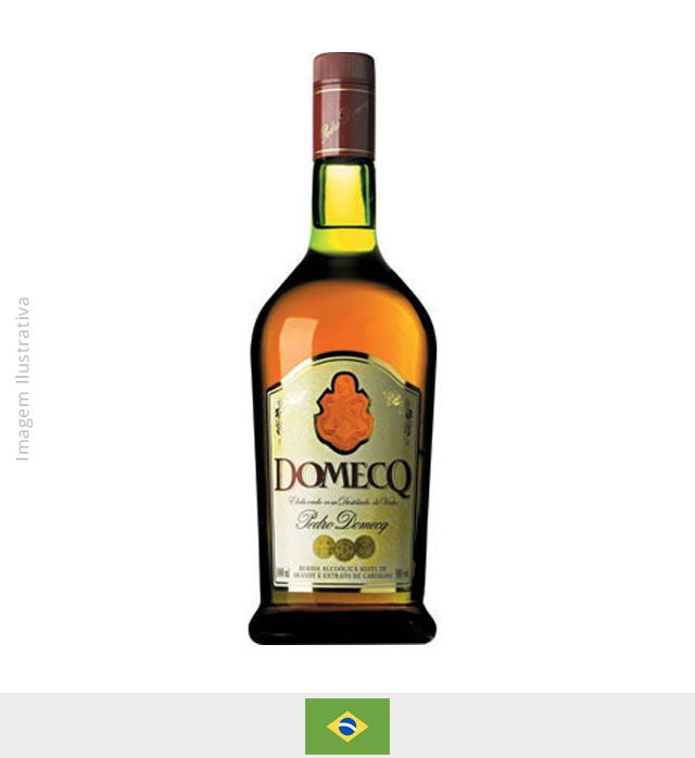 Conhaque Domecq Coquetel Composto 1litro