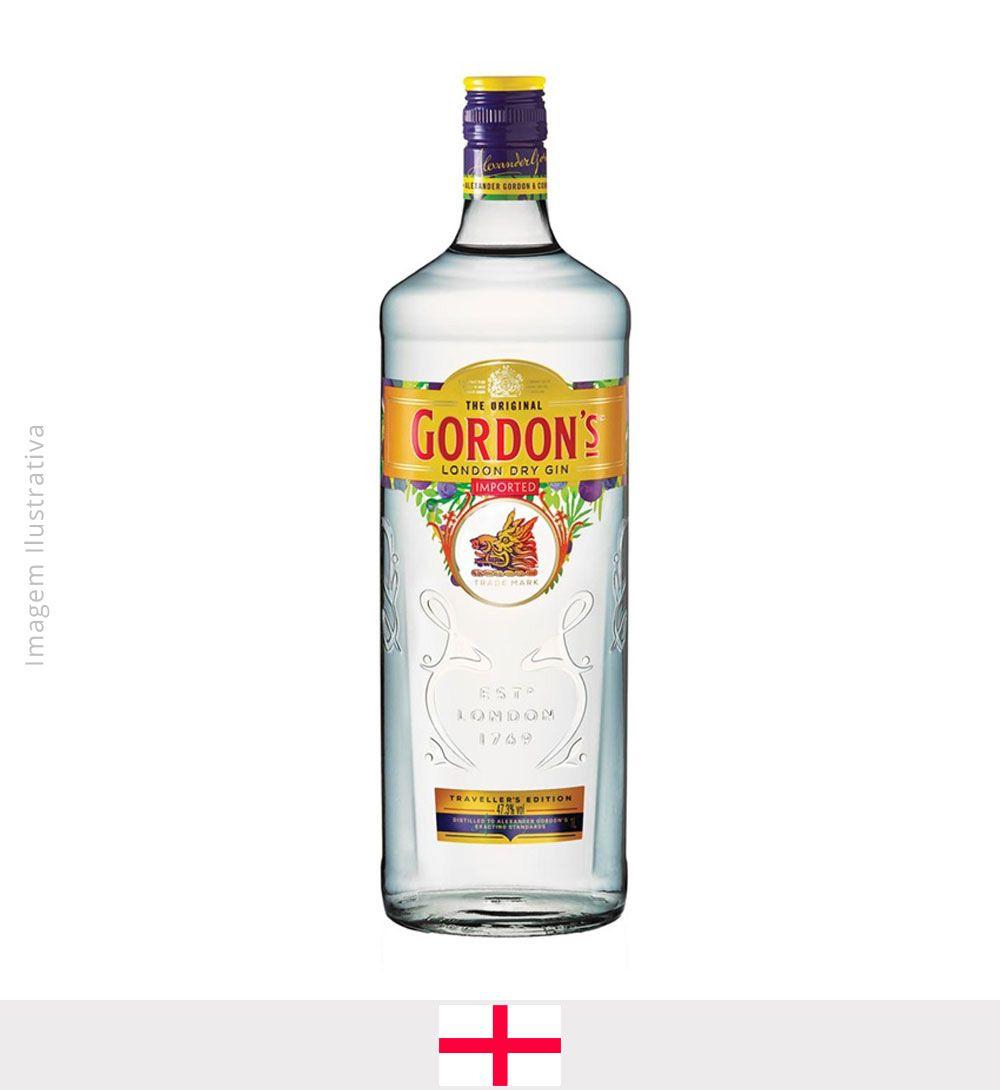 Gin Gordons Dry 750ml