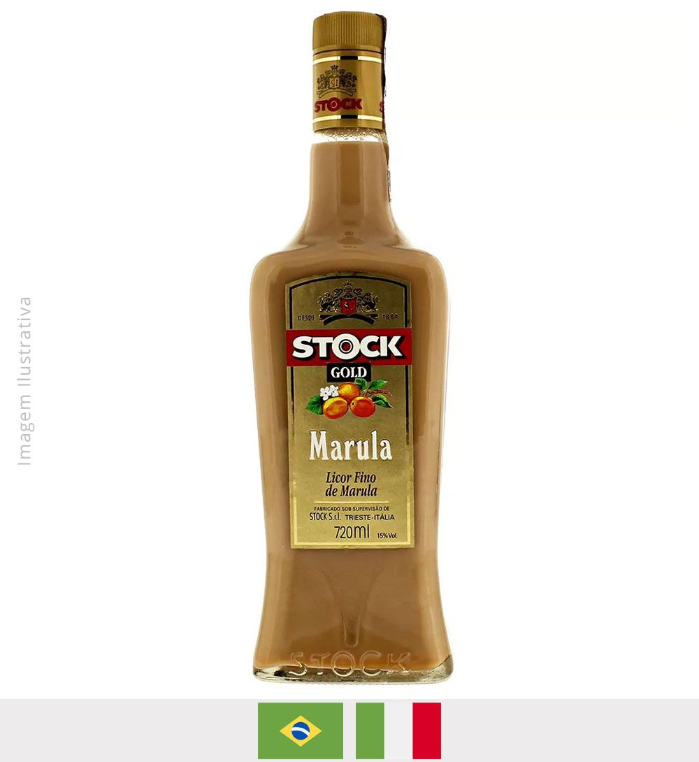 Licor Stock Marula 720ml