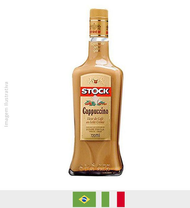Licor Stock Cappuccino 720ml