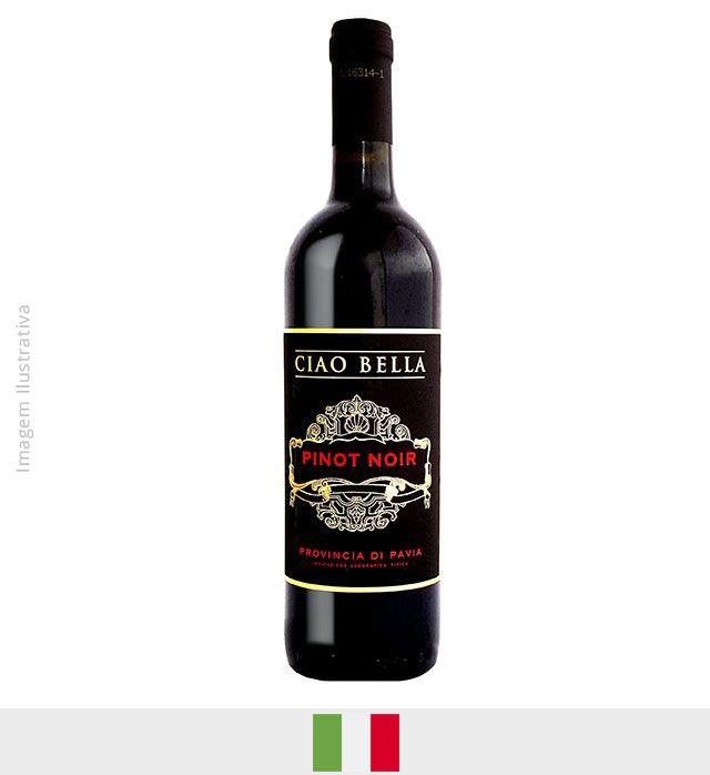 Vinho Ciao Bella Nero
