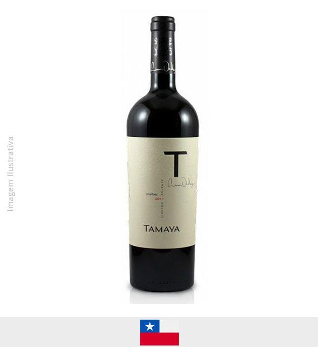 Vinho Tamaya Limited Release Malbec