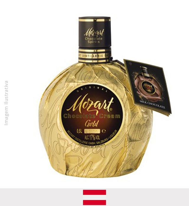 Licor Mozart Gold 700ml - Mozart Gold