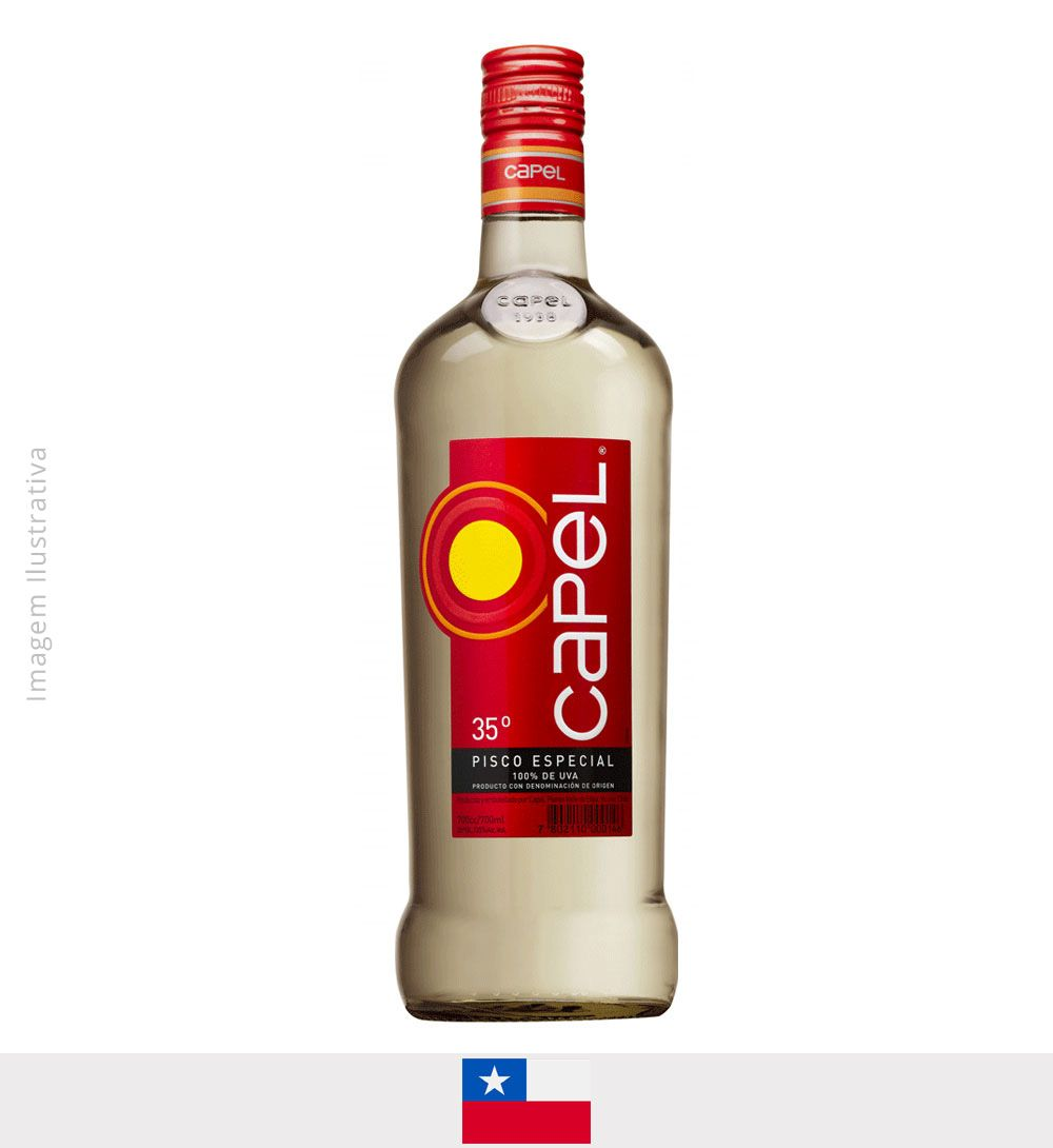 Pisco Capel Reservado 700ml