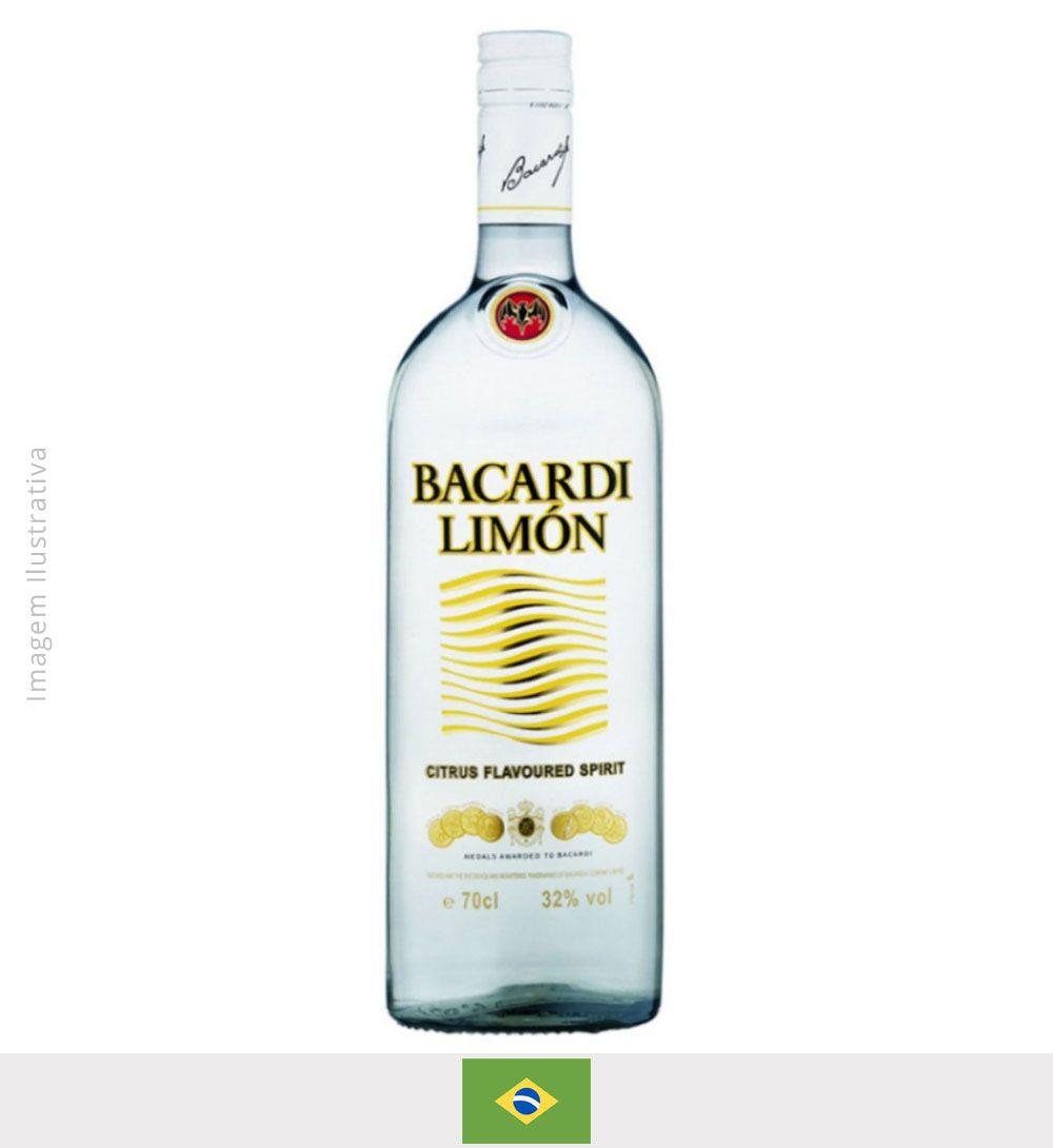 Rum Bacardi Limón 750ml
