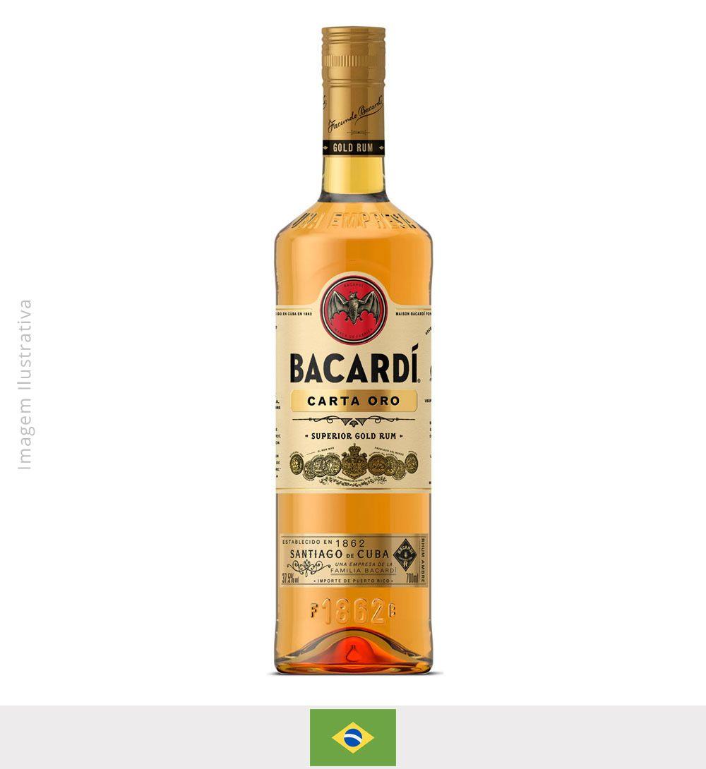 Rum Bacardi Oro 980ml
