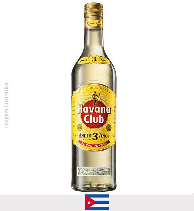 Rum Havana Club Anejo Reserva 3 anos 750ml