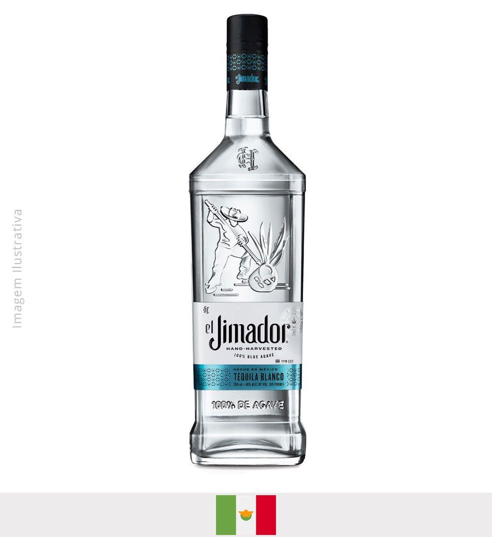 Tequila El Jimador Blanco 750ml - Tequila El Jimador Blanco