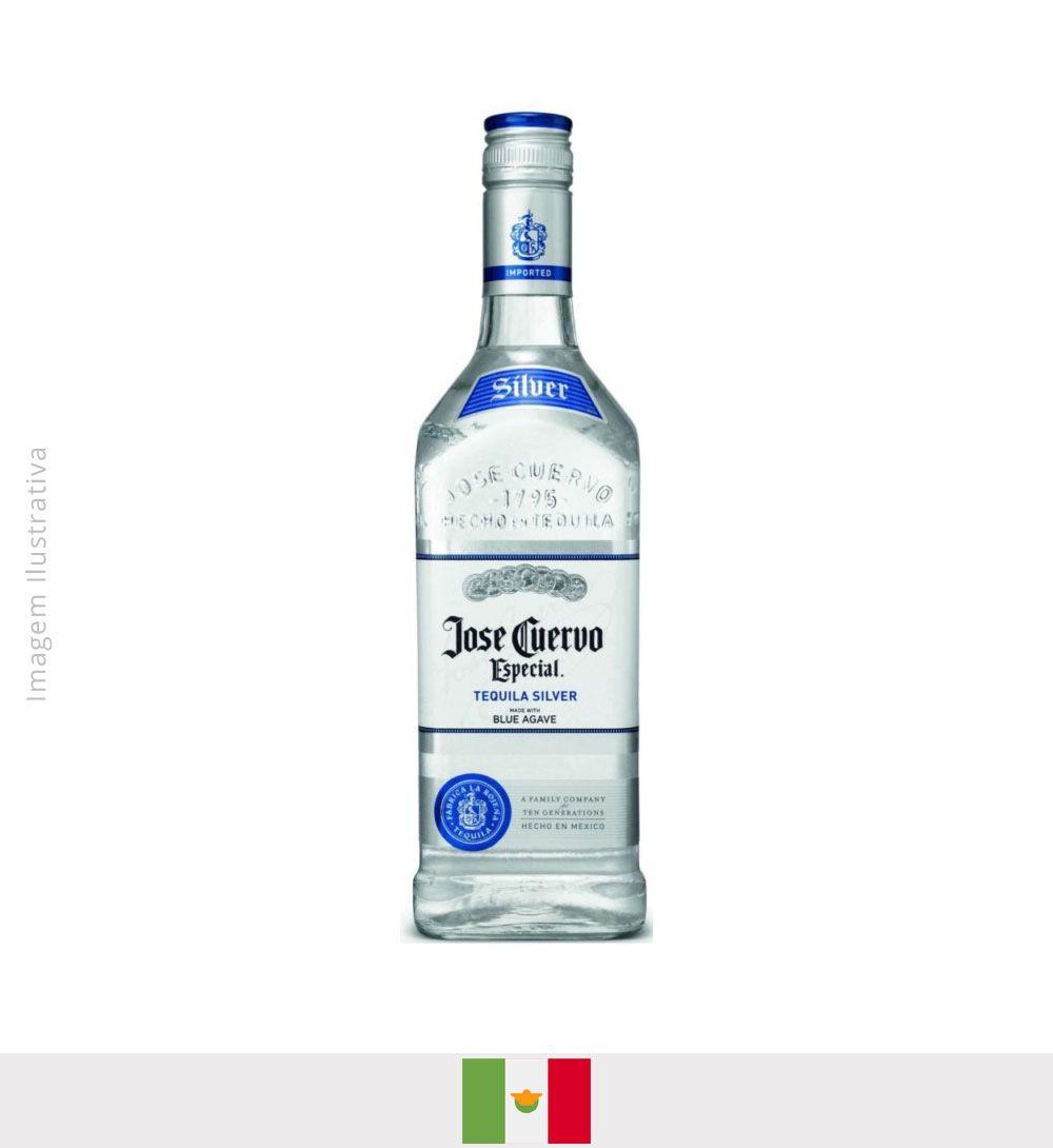 Tequila Jose Cuervo Prata750ml