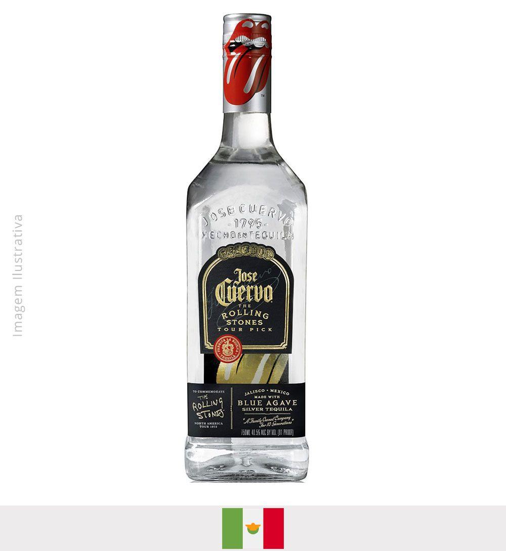 Tequila Jose Cuervo Rolling Stones 750ml