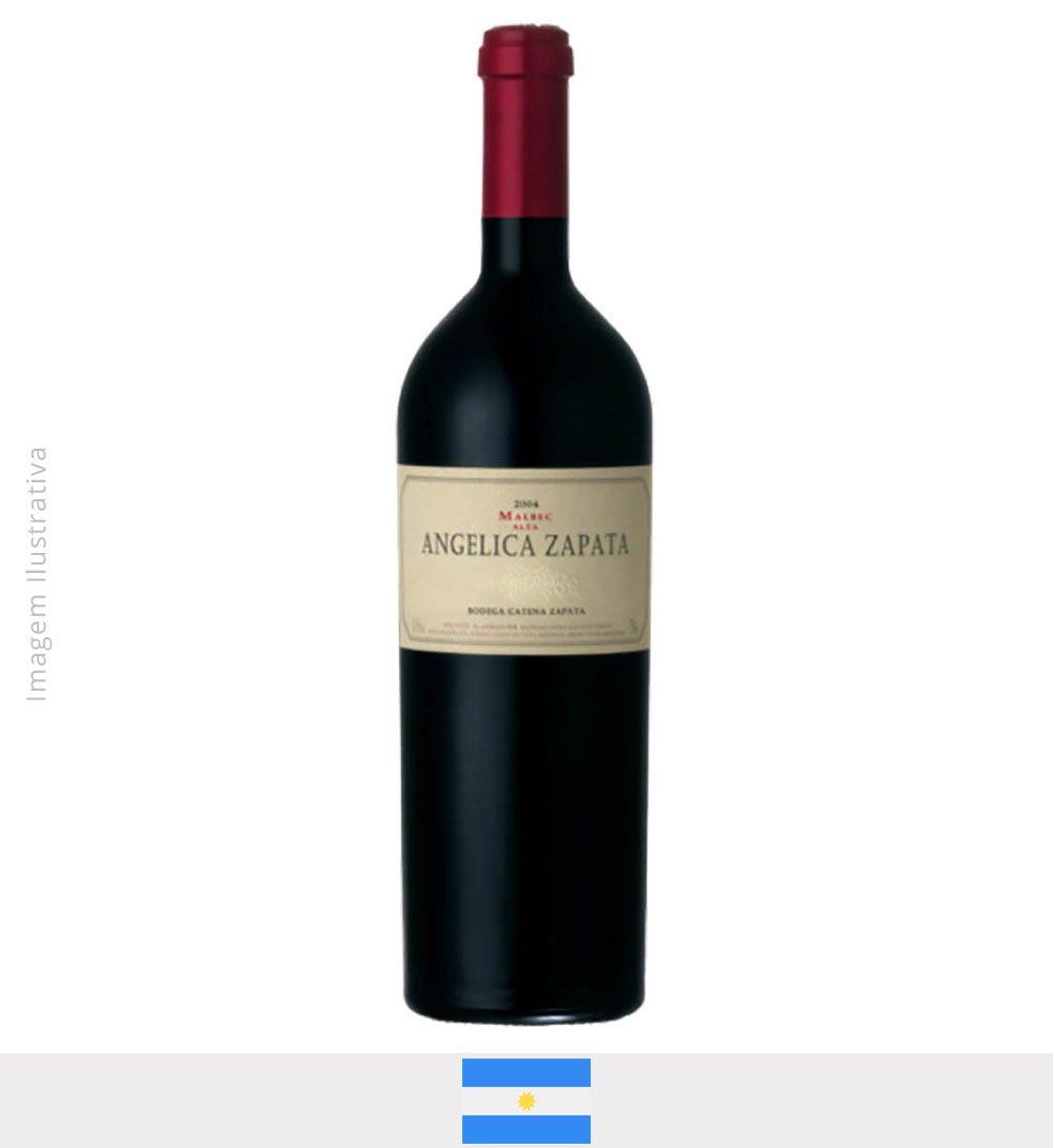 Vinho Angelica Zapata Malbec 750ml