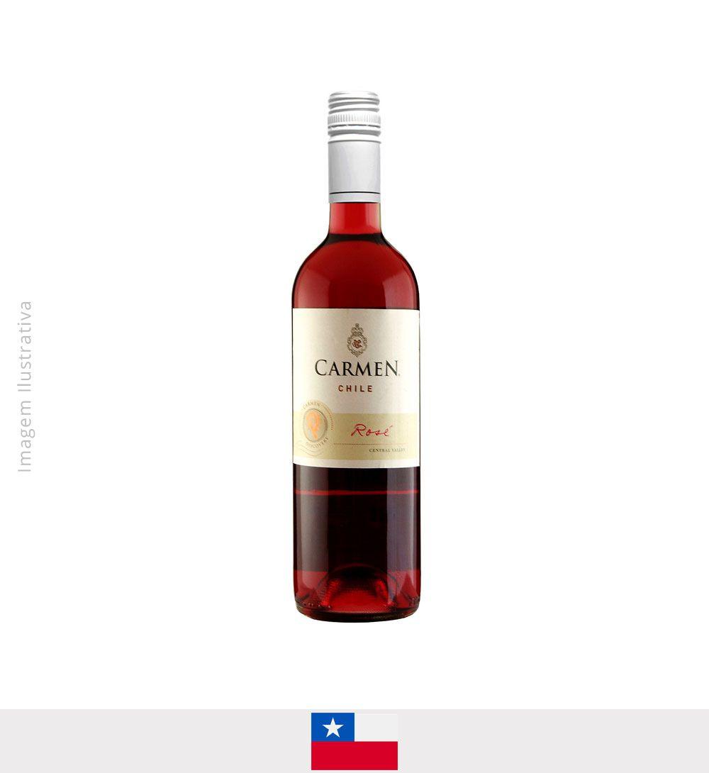 Vinho Carmem Classic Rosé 750ml
