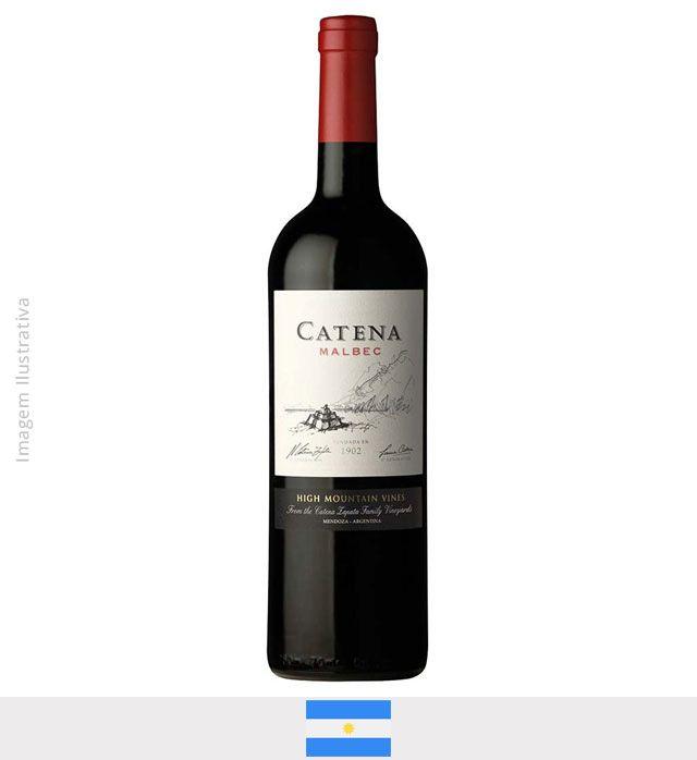 Vinho Catena Malbec 750ml - Vinho Catena Malbec