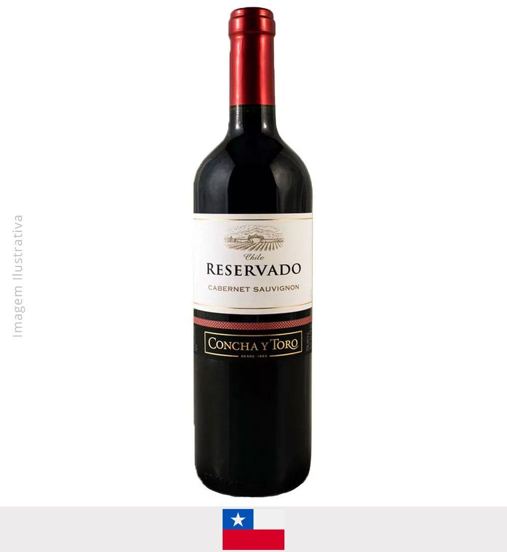 Vinho Concha Y Toro Reservado Carbenet Sauvignon  750ml