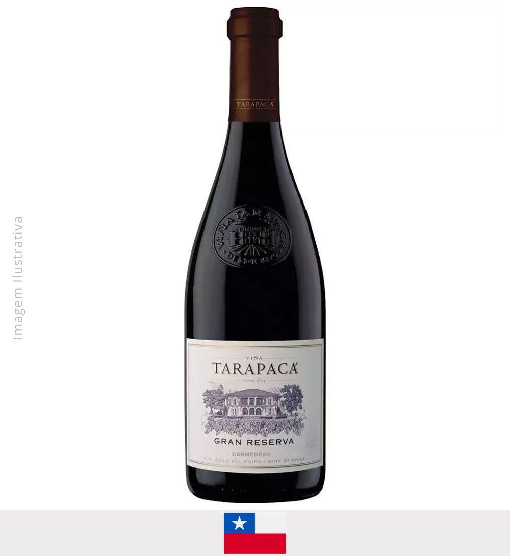 Vinho Tarapaca Gran Reserva Carmenere 750ml