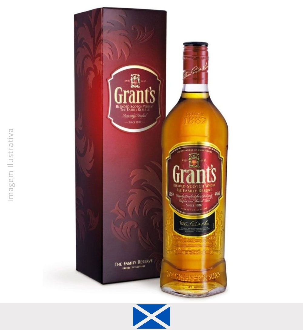 Whisky Grant's 1L - Whisky Grants