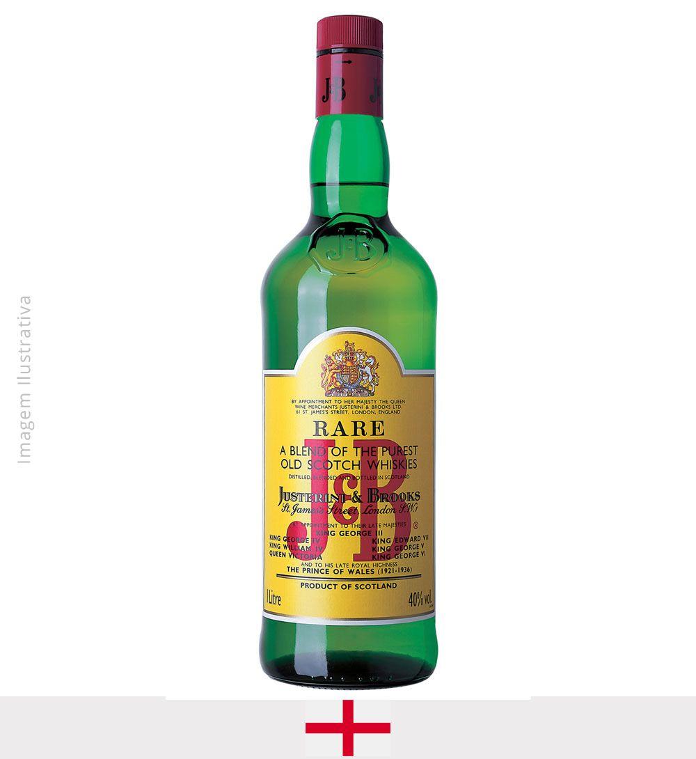 Whisky J & B 1L - Whisky J & B