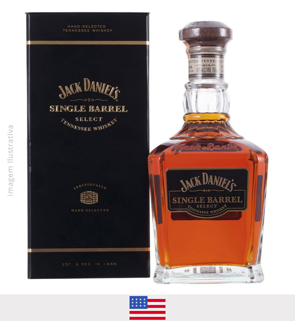 Whisky Jack Daniel`s Single Barrel 750ml