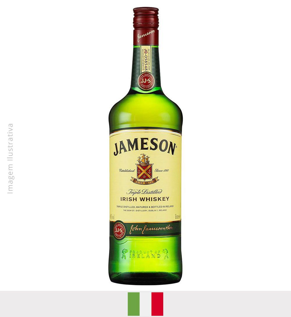 Whisky Jameson 1L - Whisky Jameson