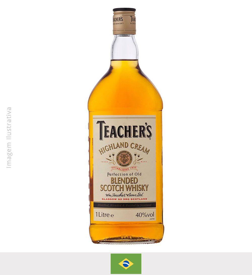 Whisky Teachers 1L