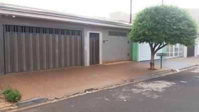 195 - Casa Parque Ribeirão 3 Dormitórios