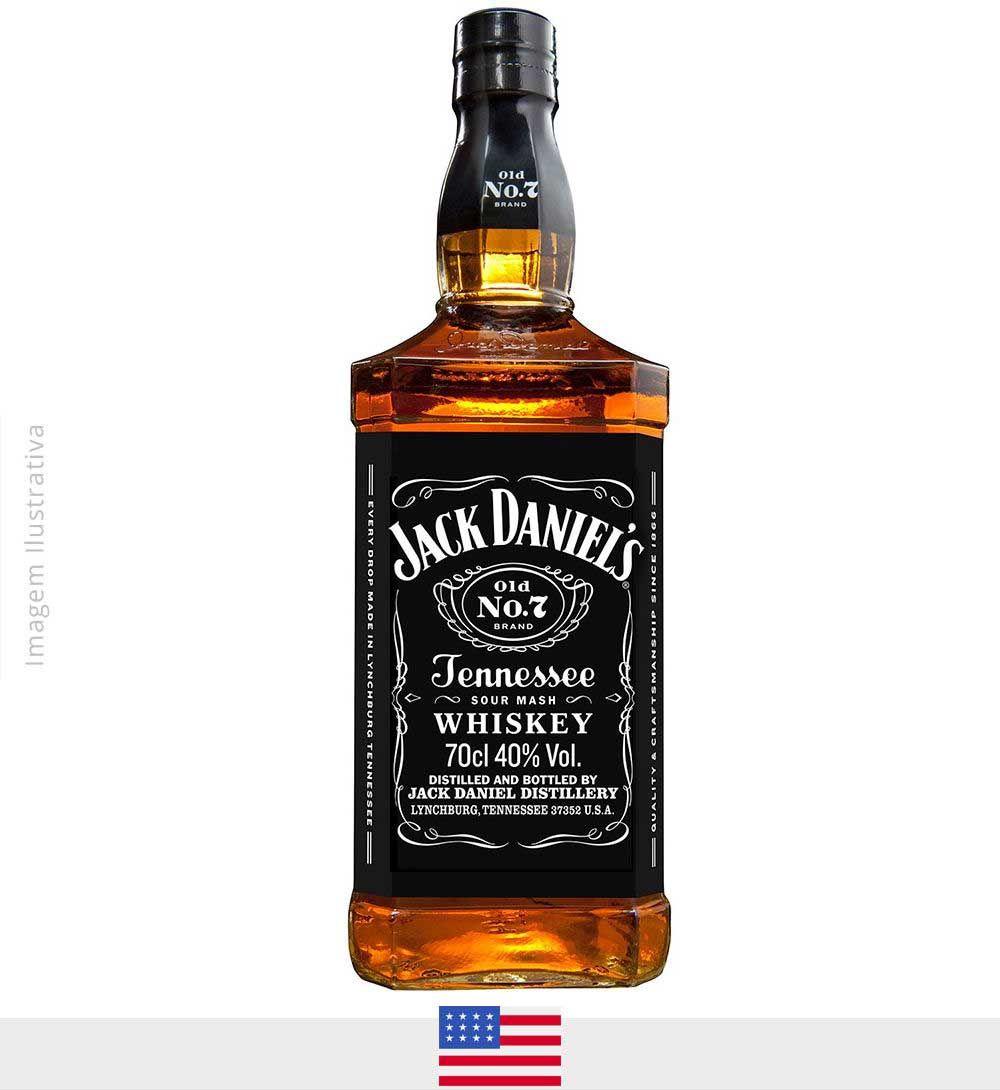 Whisky Jack Daniel`s 1L