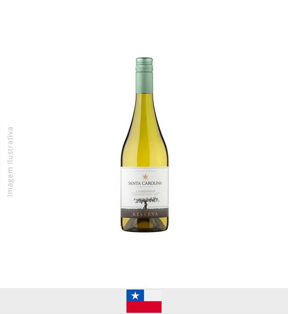 Vinho Santa Carolina Reserva Chardonnay
