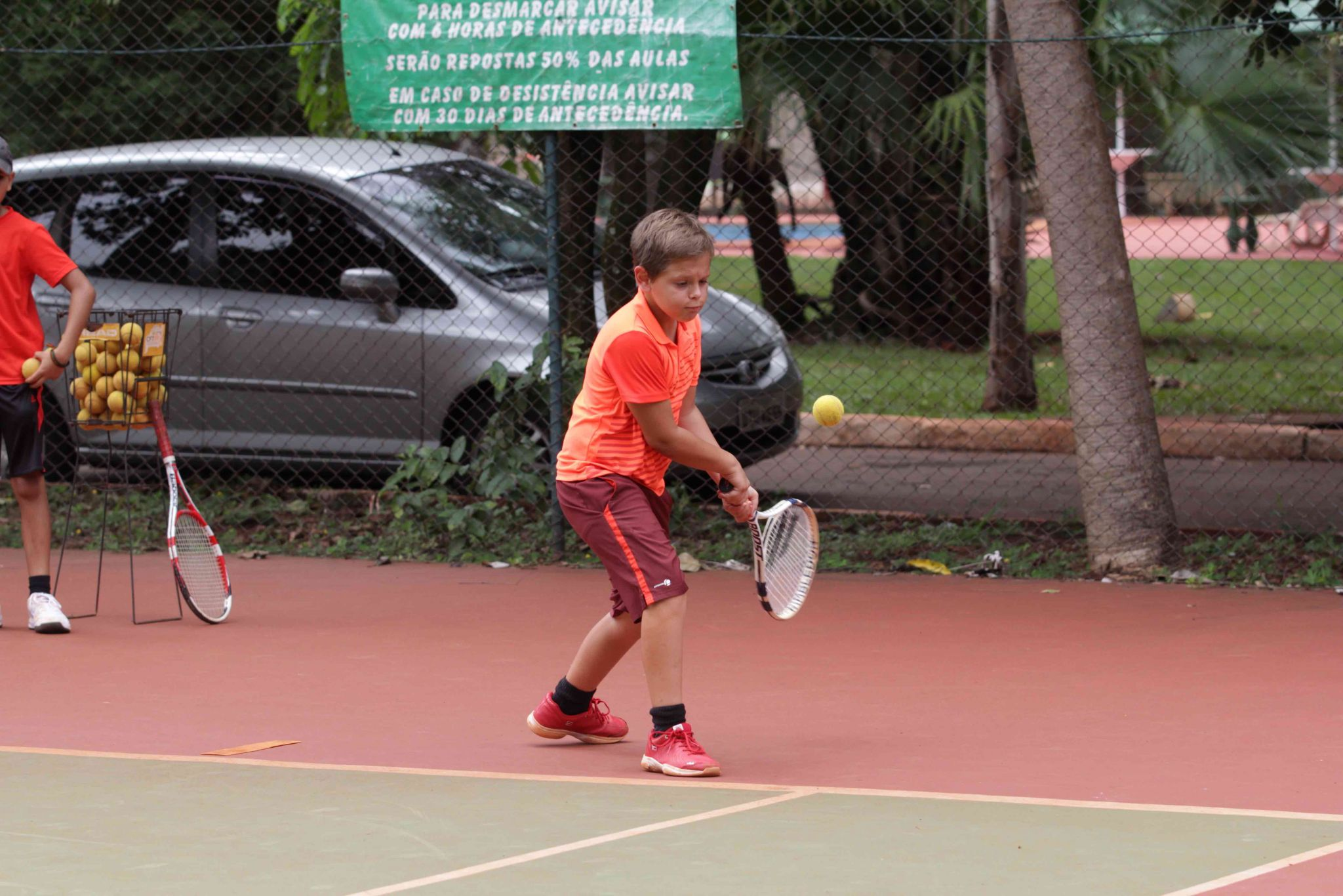 Férias com tênis para crianças - 2018