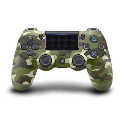 Controle Sem Fio - Dualshock 4 Camuflado - PS4