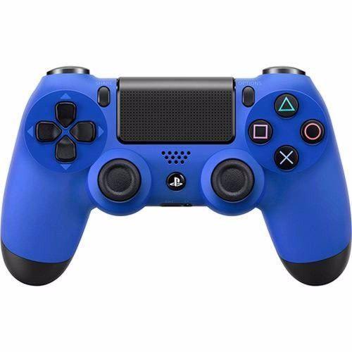 Controle Sem Fio - Dualshock 4 Azul - PS4