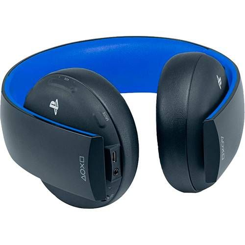Headset Gold Wireless 7.1 Surroud - PS4