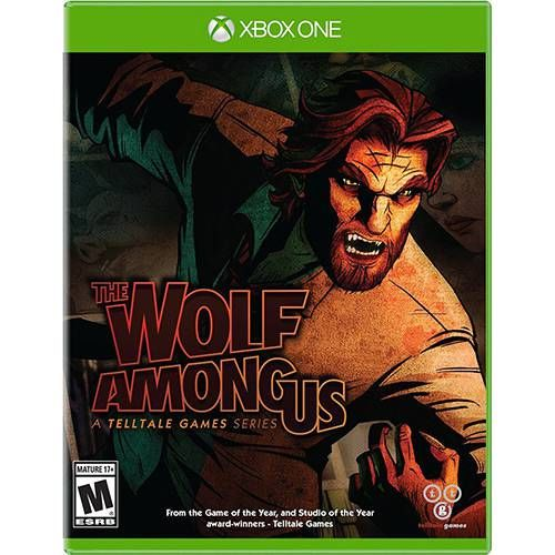 The Wolf Among Us - Xbox One Semi-novo