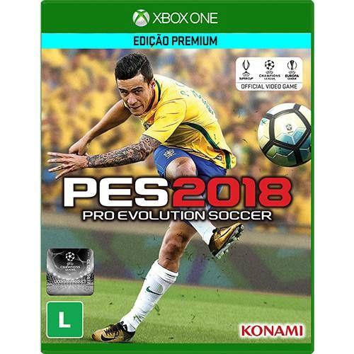Pro Evolution Soccer 2018 - Xbox One
