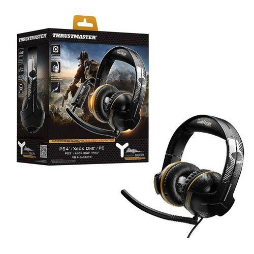 Headset Thrustmaster Y-300cpx Grwl Edition - Xbox One