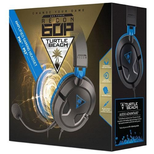 Headset Turtle Beach Ear Force 60p Recon - PS4