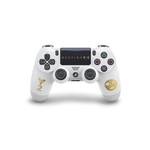 Controle Sem Fio - Dualshock 4 Destiny 2 Limited Edition - PS4