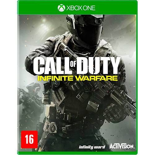 Call of Duty Infinite Warfare - Xbox One Semi-novo