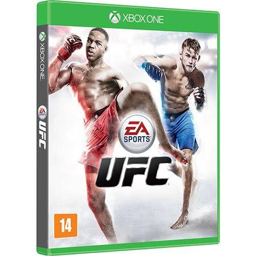 UFC - Xbox One Semi-novo