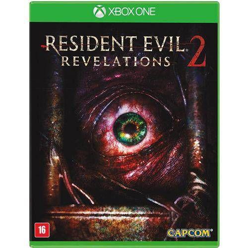 Resident Evil Revelations 2 - Xbox One Semi-novo
