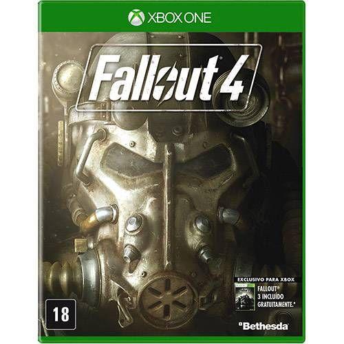 Fallout 4 - Xbox One Semi-novo