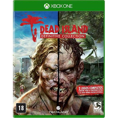 Dead Island Definitive Collection - Xbox One Semi-novo