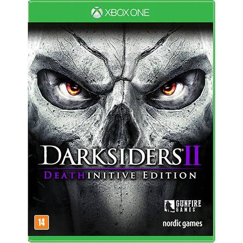 Darksiders Deathinitive Edition - Xbox One Semi-novo