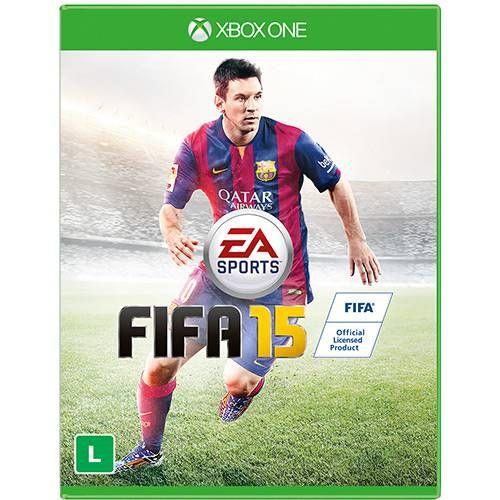 Fifa 15 - Xbox One Semi-novo