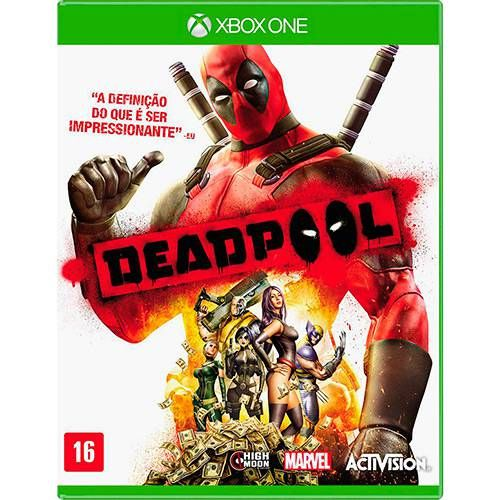Deadpool - Xbox One Semi-novo